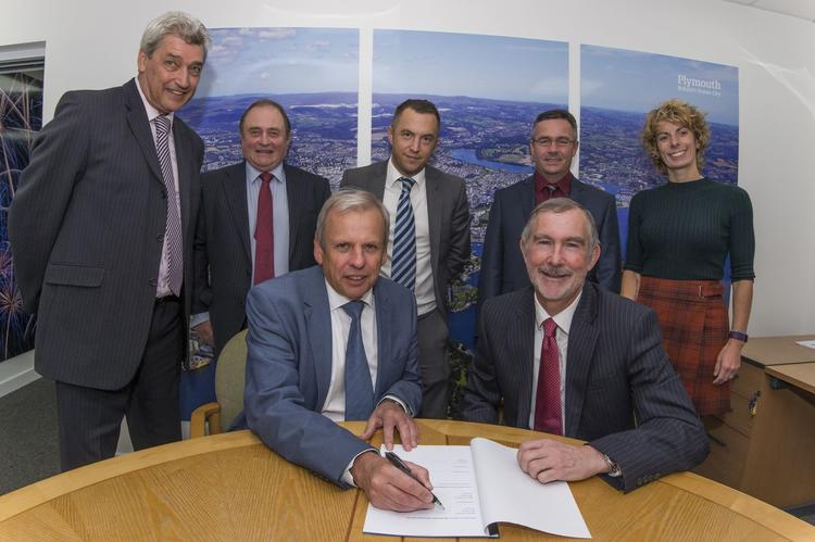 South West Highways Ltd signs new highway maintenance contract