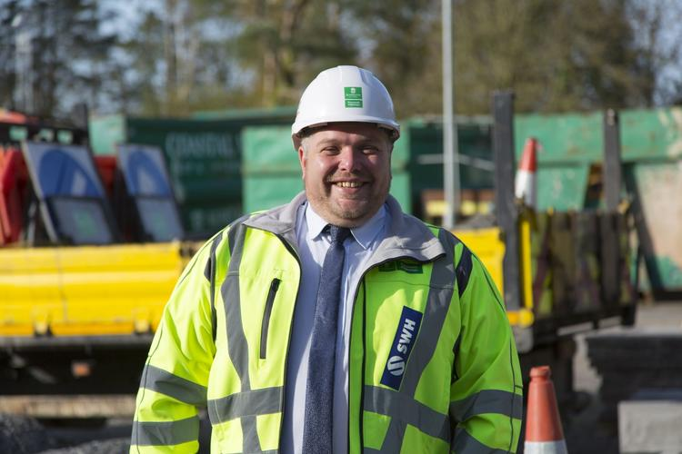 Employee Case Study - Steve Tart, Works Manager - Plymouth Highways