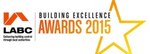 LABC Building Excellence Award 2015